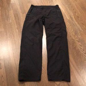 Men's black Lululemon pant